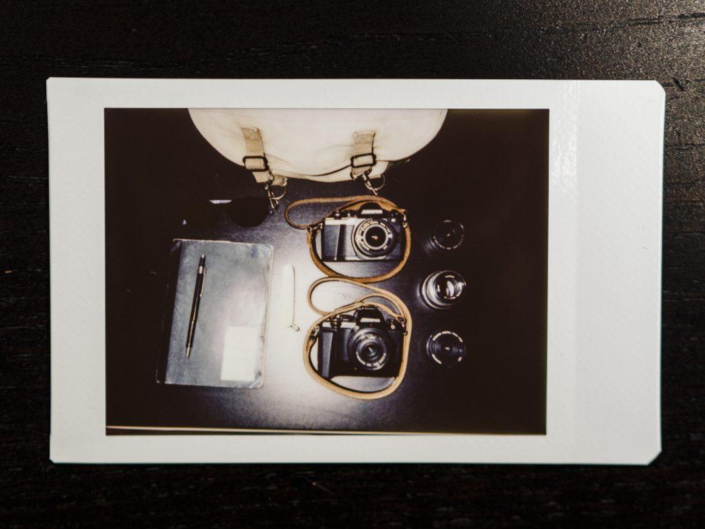 Equipo fotográfico
